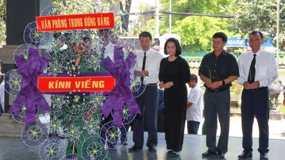 Thương tiếc nhà báo Nguyễn Thị Vân, phu nhân cố Tổng Bí thư Lê Duẩn ảnh 2