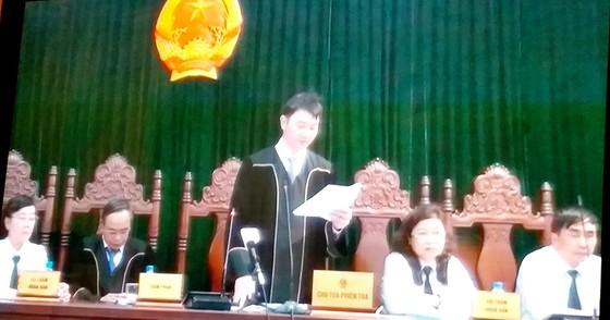 Tử hình Nguyễn Xuân Sơn, phạt tù Chung thân Hà Văn Thắm ảnh 1