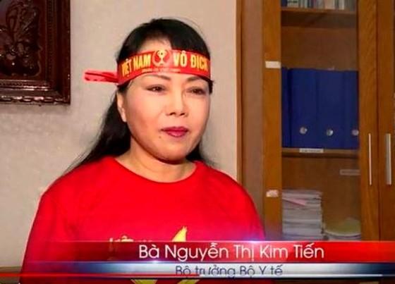 Bộ trưởng Bộ Y tế cảnh báo nguy cơ gia tăng số ca cấp cứu liên quan chung kết U23 châu Á ảnh 1
