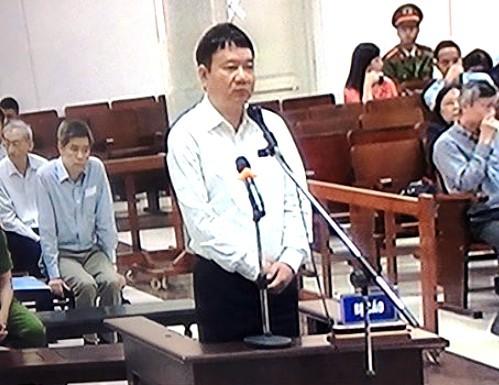 Hé lộ yêu cầu của ông Đinh La Thăng đối với Hà Văn Thắm ảnh 1