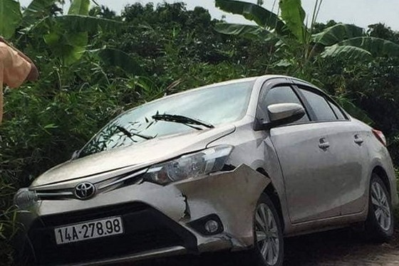 Tóm gọn kẻ giết tài xế để cướp ô tô ảnh 1