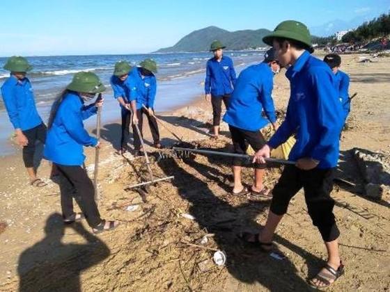 """Khởi động Chiến dịch """"Hãy làm sạch biển"""" năm 2018 ảnh 3"""