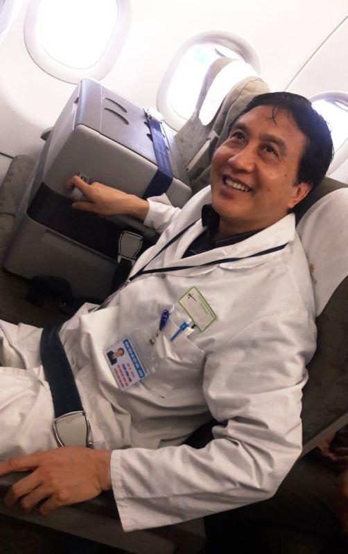 Vietnam Airlines hỗ trợ vận chuyển mô, tạng người trong cả nước  ảnh 1