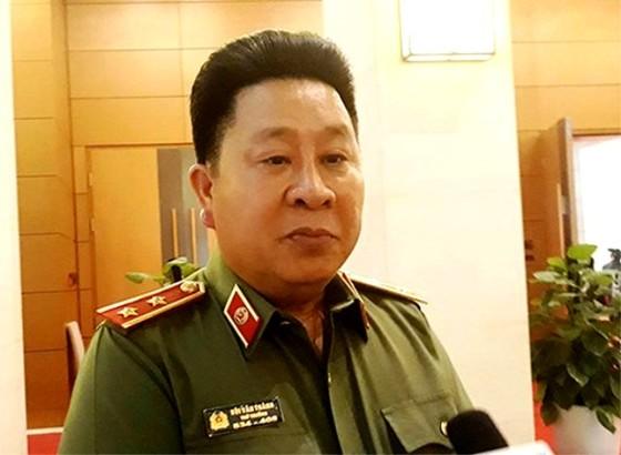 Xóa tư cách Phó Tổng cục trưởng đối với đại tá Bùi Văn Thành ảnh 1