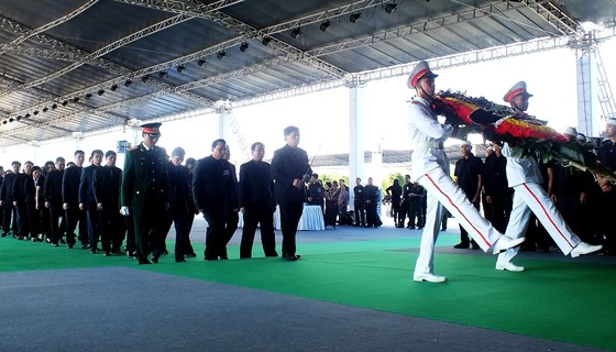 Tổ chức lễ Quốc tang đồng chí Chủ tịch nước Trần Đại Quang ảnh 21