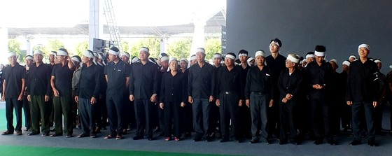 Tổ chức lễ Quốc tang đồng chí Chủ tịch nước Trần Đại Quang ảnh 25