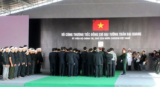 Tổ chức lễ Quốc tang đồng chí Chủ tịch nước Trần Đại Quang ảnh 22