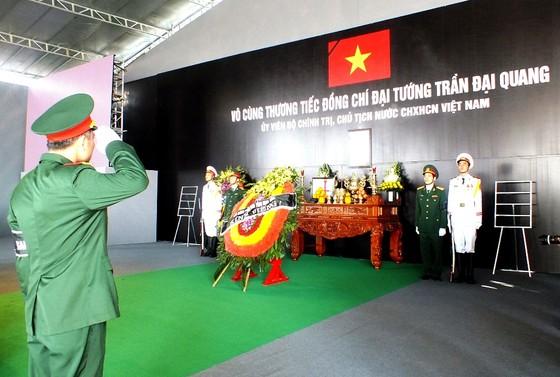Tổ chức lễ Quốc tang đồng chí Chủ tịch nước Trần Đại Quang ảnh 26