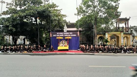 Truy điệu trọng thể Chủ tịch nước tại xã Quang Thiện - Đất mẹ quê hương ngóng mong ảnh 4
