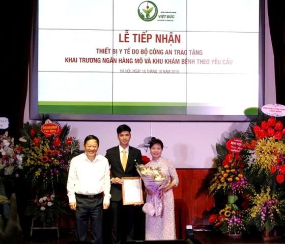 Việt Nam có Ngân hàng mô đầu tiên  ảnh 1