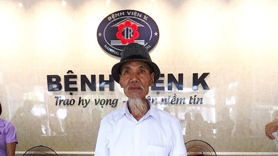 Kỳ tích cụ ông 77 tuổi chiến thắng ung thư được 48 năm ảnh 1