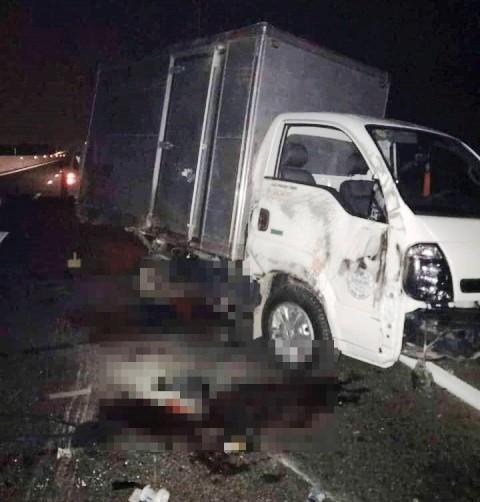 Tai nạn nghiêm trọng trên cao tốc Hải Phòng - Quảng Ninh, 5 người thương vong ảnh 2