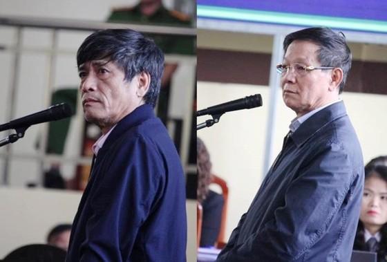 Hai cựu tướng Công an ân hận, xin giảm hình phạt ảnh 1