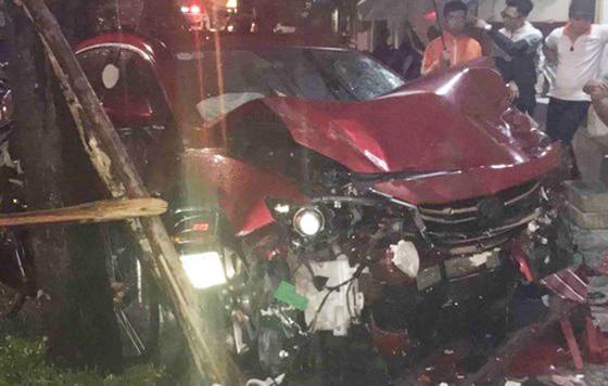Tài xế gây tai nạn làm 2 người tử vong tại Huế là cán bộ ngân hàng ảnh 1