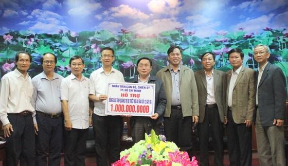TPHCM hỗ trợ đồng bào vùng lũ Thừa Thiên – Huế và Quảng Trị ảnh 4