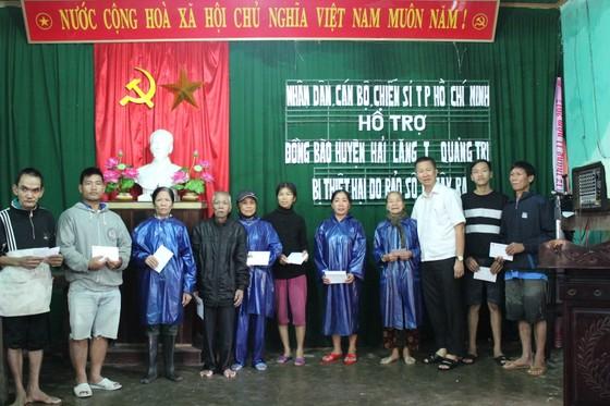 TPHCM hỗ trợ đồng bào vùng lũ Thừa Thiên – Huế và Quảng Trị ảnh 2