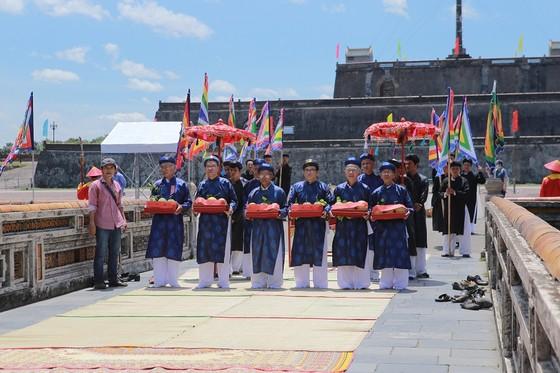 Độc đáo lễ hội Thanh Trà – hương vị xứ Huế ảnh 11