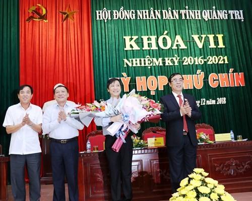 Ông Hoàng Nam làm Phó Chủ tịch UBND tỉnh Quảng Trị ảnh 1