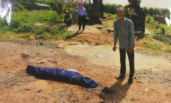 Cuồng ghen, chồng giết vợ rồi đốt xác phi tang ảnh 1