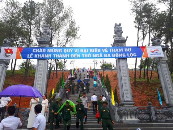 Khánh thành đền thờ Ngã ba Đồng Lộc ảnh 3