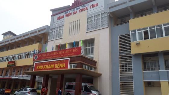 Mẹ con sản phụ tử vong tại bệnh viện ở Hà Tĩnh ảnh 1