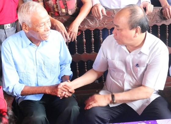 Thủ tướng Chính phủ kiểm tra mô hình nông thôn mới ở Hà Tĩnh ảnh 3
