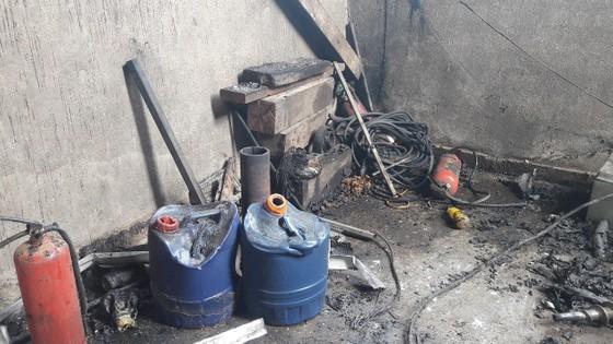 Cháy tại nhà xưởng sản xuất ép vỏ trấu nhiên liệu gây thiệt hại gần 1 tỷ đồng  ảnh 6