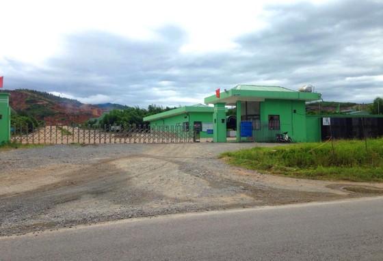 Người dân đã không còn chặn trước cổng nhà máy xử lý rác ở Hà Tĩnh ảnh 1