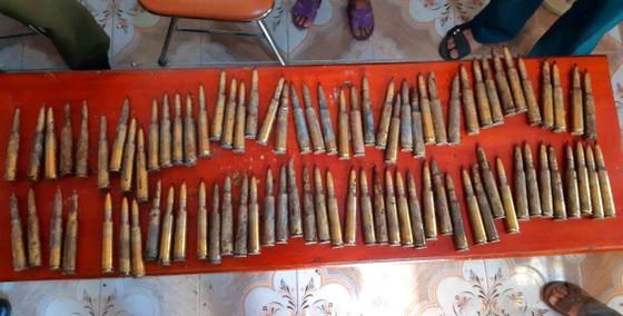 Phát hiện 85 viên đạn 12 ly 7 ảnh 3