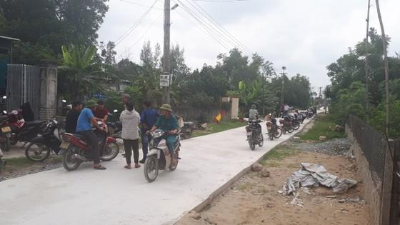 Vụ 4 người tử vong do bị điện giật ở Hà Tĩnh: Tang thương ở thôn nghèo  ảnh 2