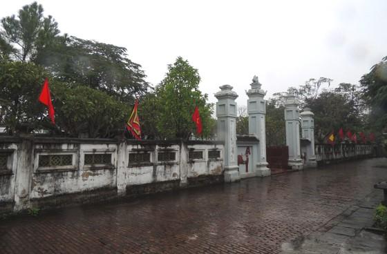 Tổ chức kỷ niệm 240 năm Ngày sinh, tưởng niệm 160 năm Ngày mất Danh nhân văn hóa Nguyễn Công Trứ ảnh 2