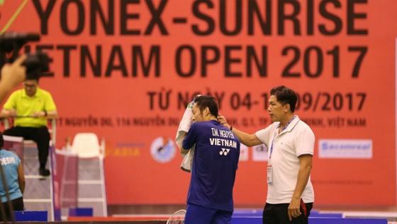 Giải cầu lông Việt Nam Open 2017: Tiến Minh thắng nhờ bản lĩnh ảnh 1