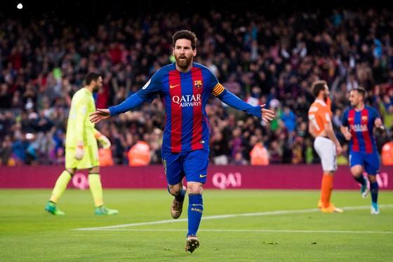 """Barcelona đang quá """"khổ"""" vì Messi. Ảnh: Getty Images"""