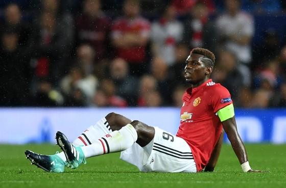 Paul Pogba đang hại mình vì quyết tâm không đúng chỗ. Ảnh: Getty Images