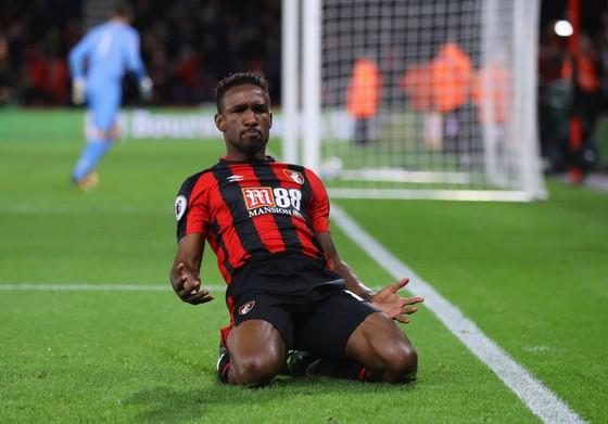 Jermain Defoe đã bắt dầu đặt dấu ấn tại Bournemouth. Ảnh: Getty Images