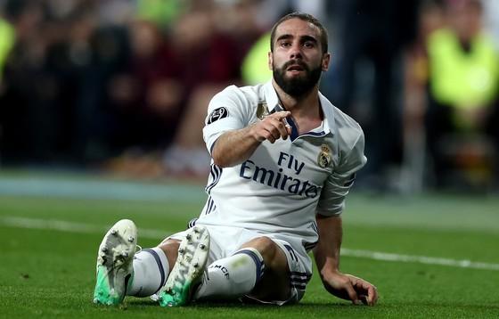 Carvajal đứng trước nguy cơ nhận án phạt. Ảnh: Getty Images