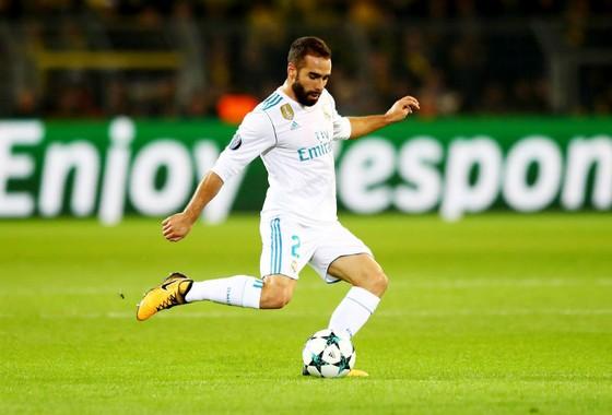Carvajal nghỉ thi đấu dài hạn. Ảnh: Getty Images