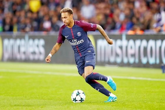 Neymar muốn Barca không góp mặt tại Champions League nhưng bất thành. Ảnh: Getty Images