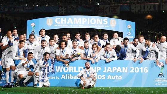 Real được dự đoán không quá khó để bảo vệ danh hiệu vô địch FIFA Club World Cup. Ảnh: Getty Images