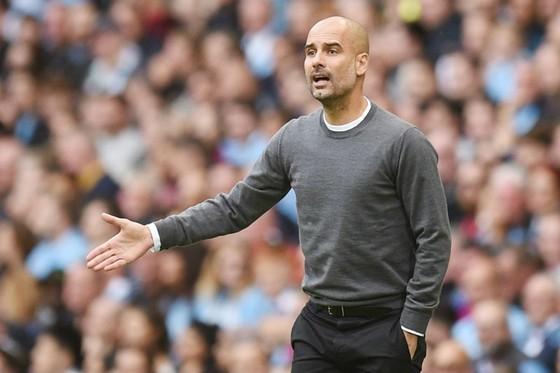 Pep Guardiola có thể do để đề ra mục tiêu chinh phục mới ở Champions League. Ảnh: Getty Images