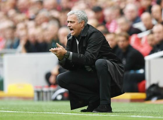 Jose Mourinho thật sự cần phải mạo hiểm hơn ở các trận đấu lớn nếu muốn vô địch. Ảnh: Getty Images