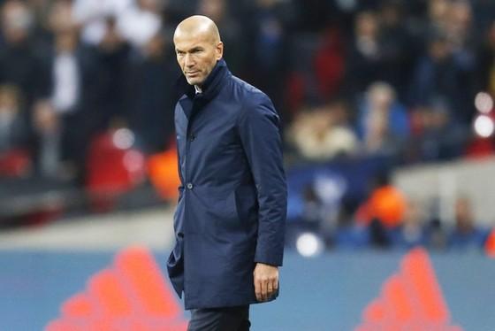 Zidane khẳng định bản thân không phải HLV xuất sắc nhất thế giới hiện tại. Ảnh: Getty Images