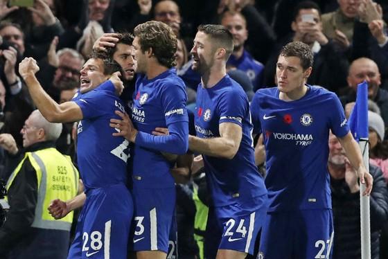 Chất lượng của Chelsea vừa được thấy qua chiến thắng trước Man.United. Ảnh: Getty Images