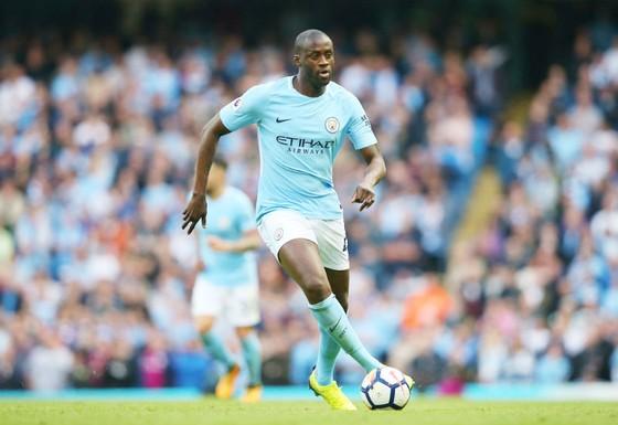 Yaya Toure là nhân tố chủ chốt của Man.City ở mặt trận đấu cúp. Ảnh: Getty Images