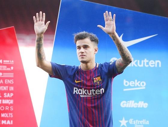 Coutinho sẽ mang áo số 14. Ảnh: Getty Images.