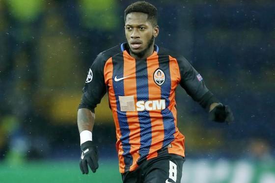 Fred đang là mục tiêu tranh giành của 2 đội bóng Manchester. Ảnh: Getty Images
