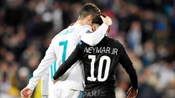 Neymar sẽ dễ dàng tương thích với Ronaldo trên hàng công như Zidane nói? Ảnh: Getty Images