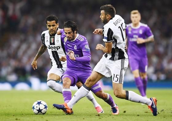 """Zidane tung """"chiêu"""" khiến Juventus phải """"chóng mặt"""" ảnh 1"""