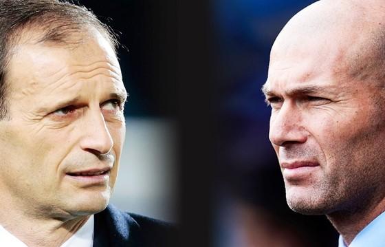 Zidane đang khiến Allegri phải đau đầu trong việc phán đoán hệ thống chiến thuật lẫn yếu tố nhân sự. Ảnh: Getty Images