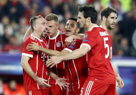Bayern Munich dù chiến thắng, nhưng vẫn chưa chứng tỏ được vị thế. Ảnh: Getty Images